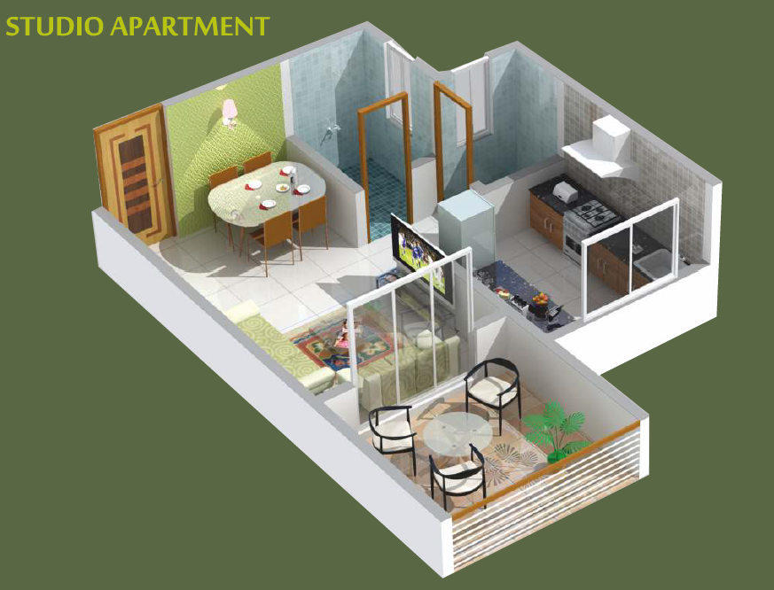 Studio Apartment Floor Plan Floor Plans Greenwood Estate Decfb Micro Studio Apartment Floor